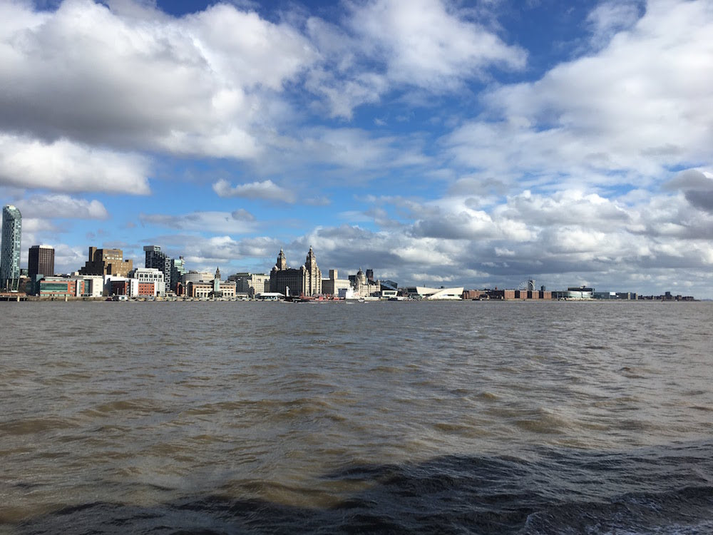 Things to do in Liverpool with Children - Ferry cross the Mersey