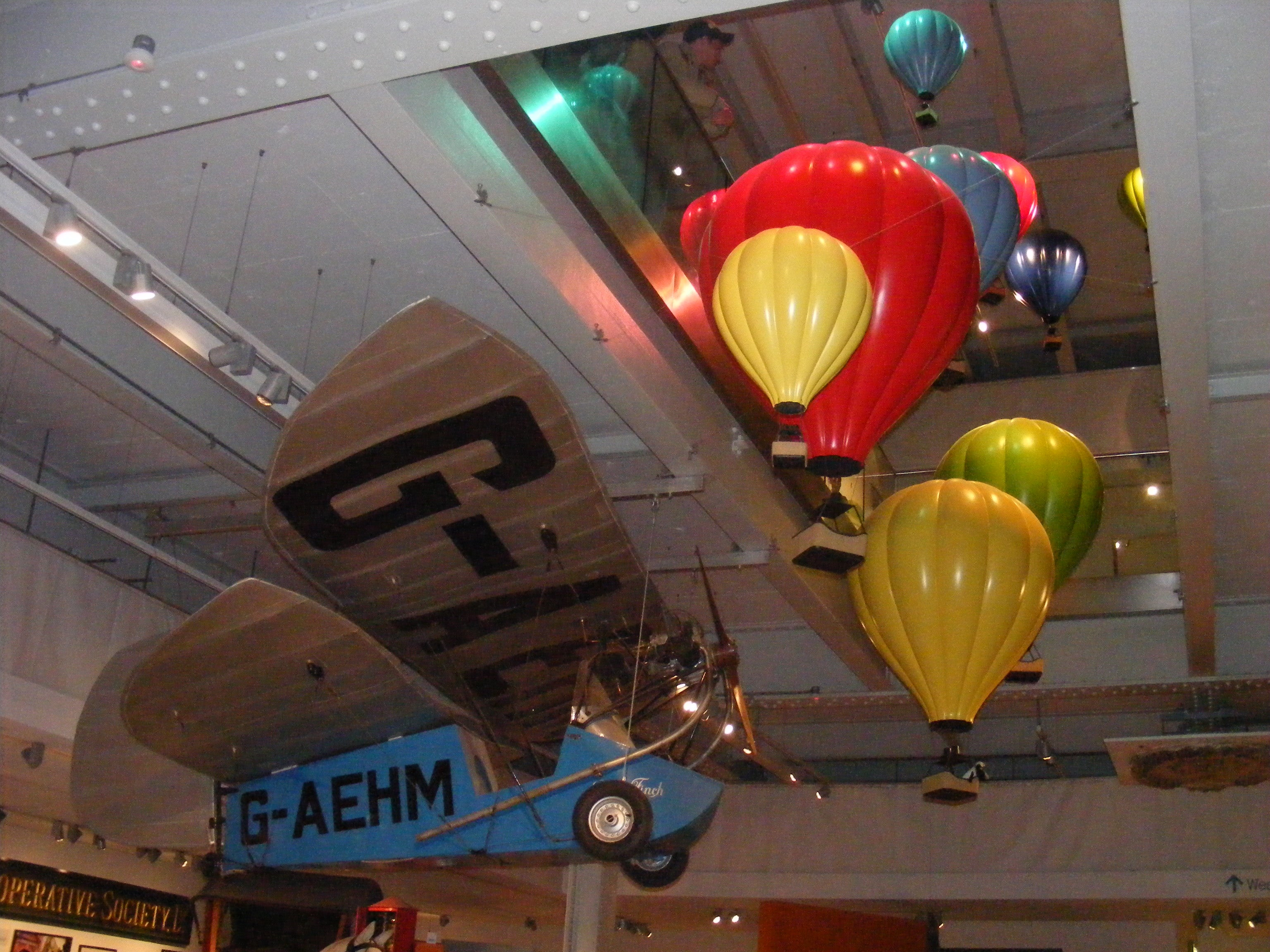 Things to do in Bristol - The M Shed Museum - Balloons