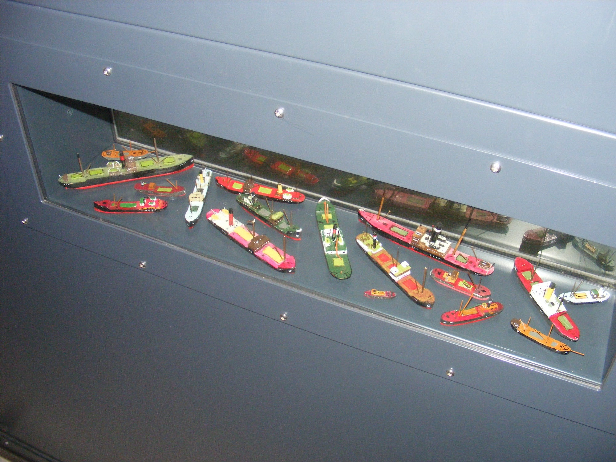 Things to do in Bristol - The M Shed Museum - Model Boats