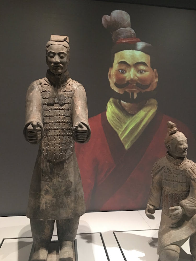 Museums and Galleries of Liverpool - the terracotta army