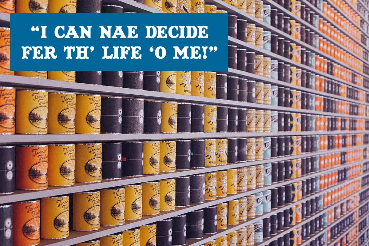 Talk Like a Pirate Day 2016 - too much choice