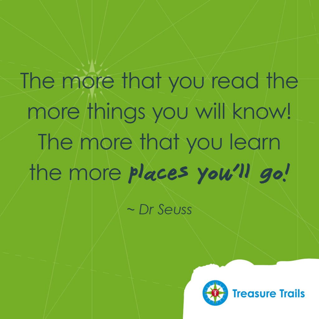 Quotes about reading and adventure