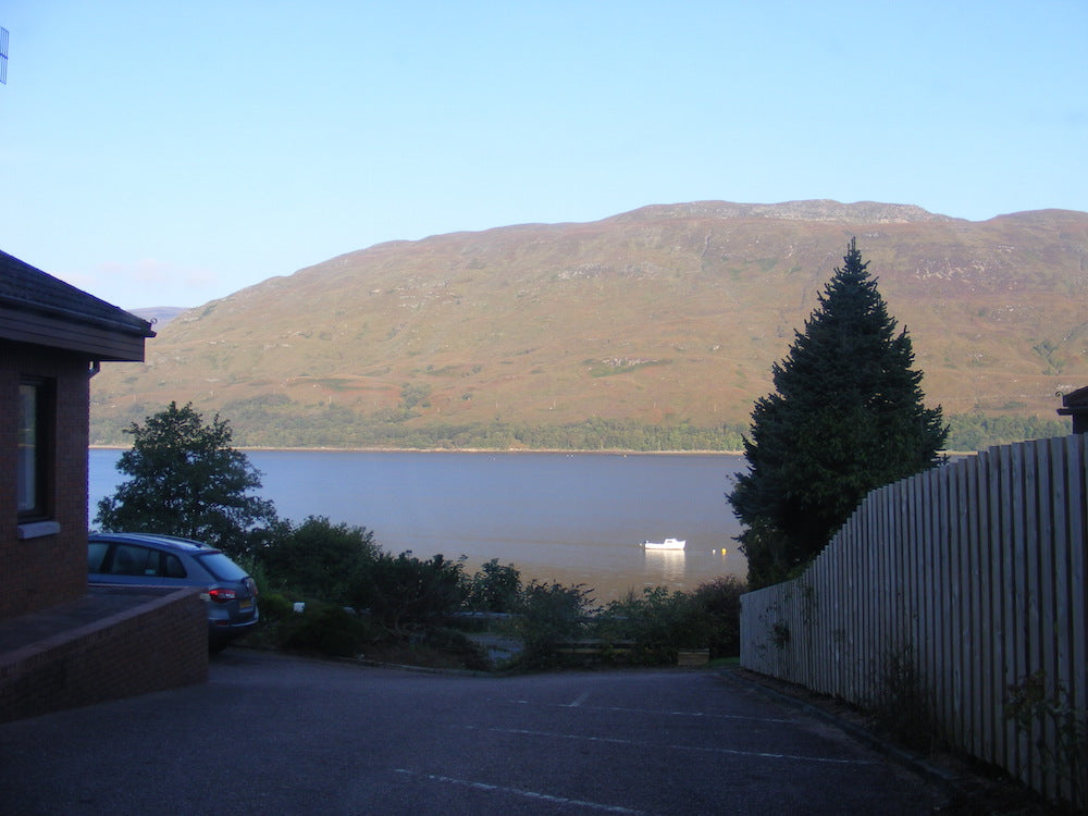 Fort William - The road from the Isles of Scotland