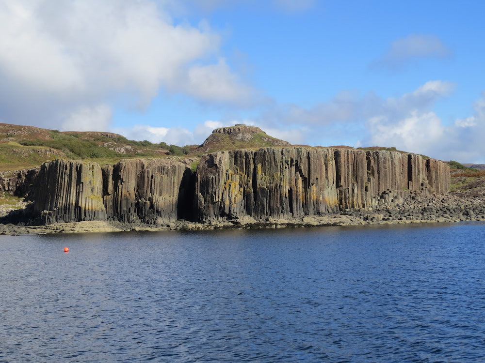 A day out in the fresh air from Mull - Fingal's Cave