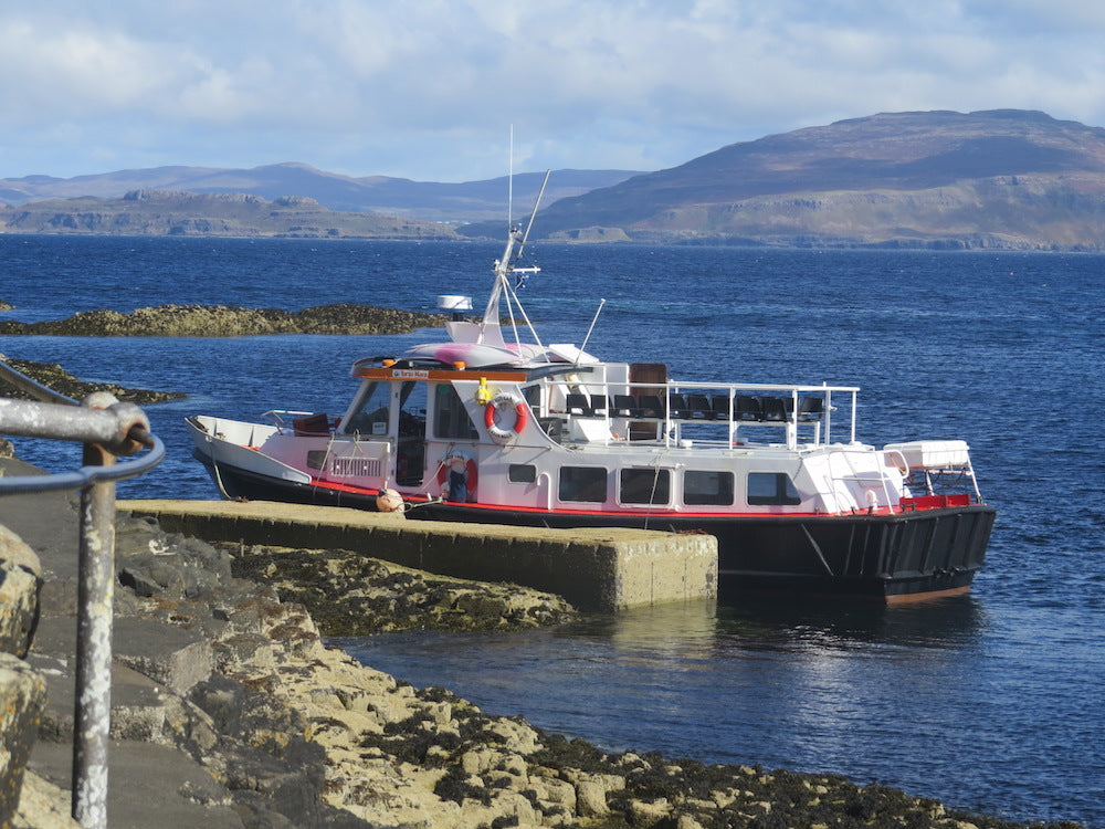 A day out in the fresh air from Mull - Best picnic spot