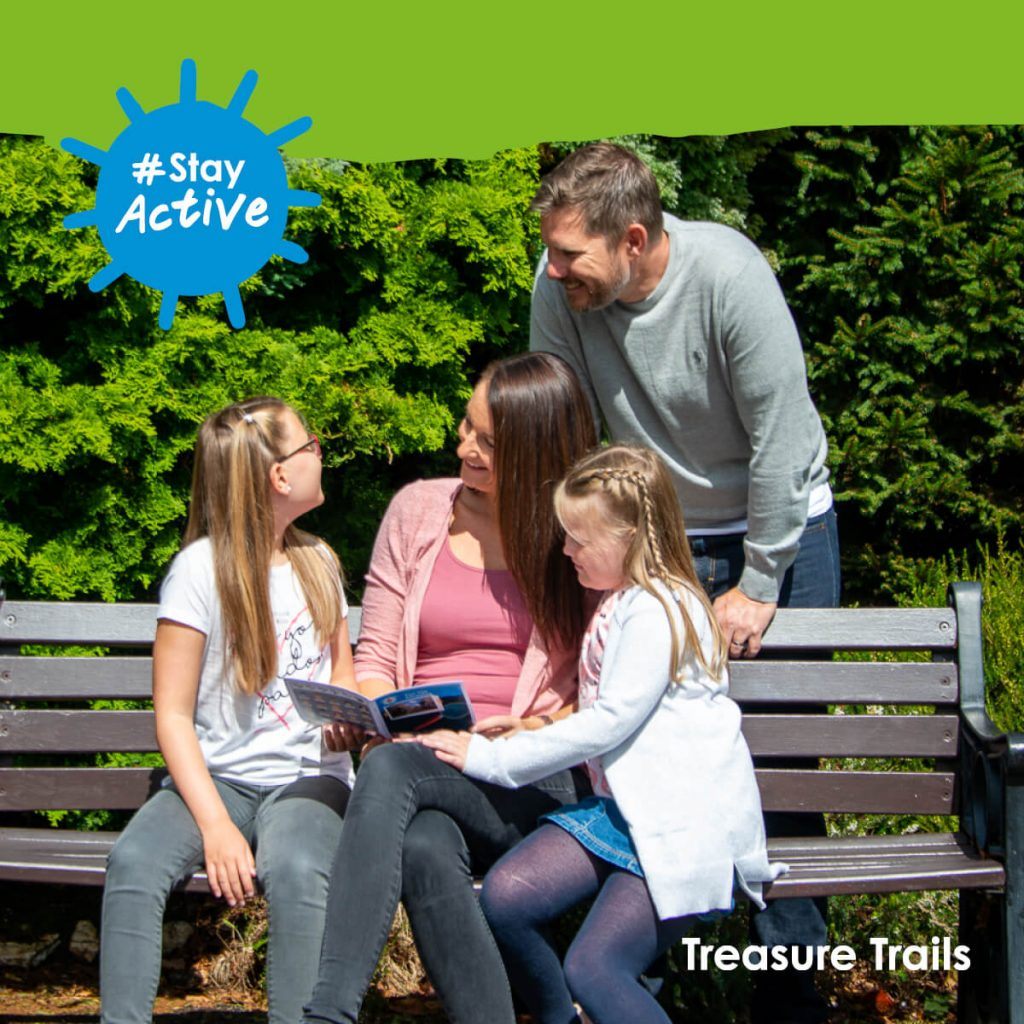 Stay Active Brilliant Benches