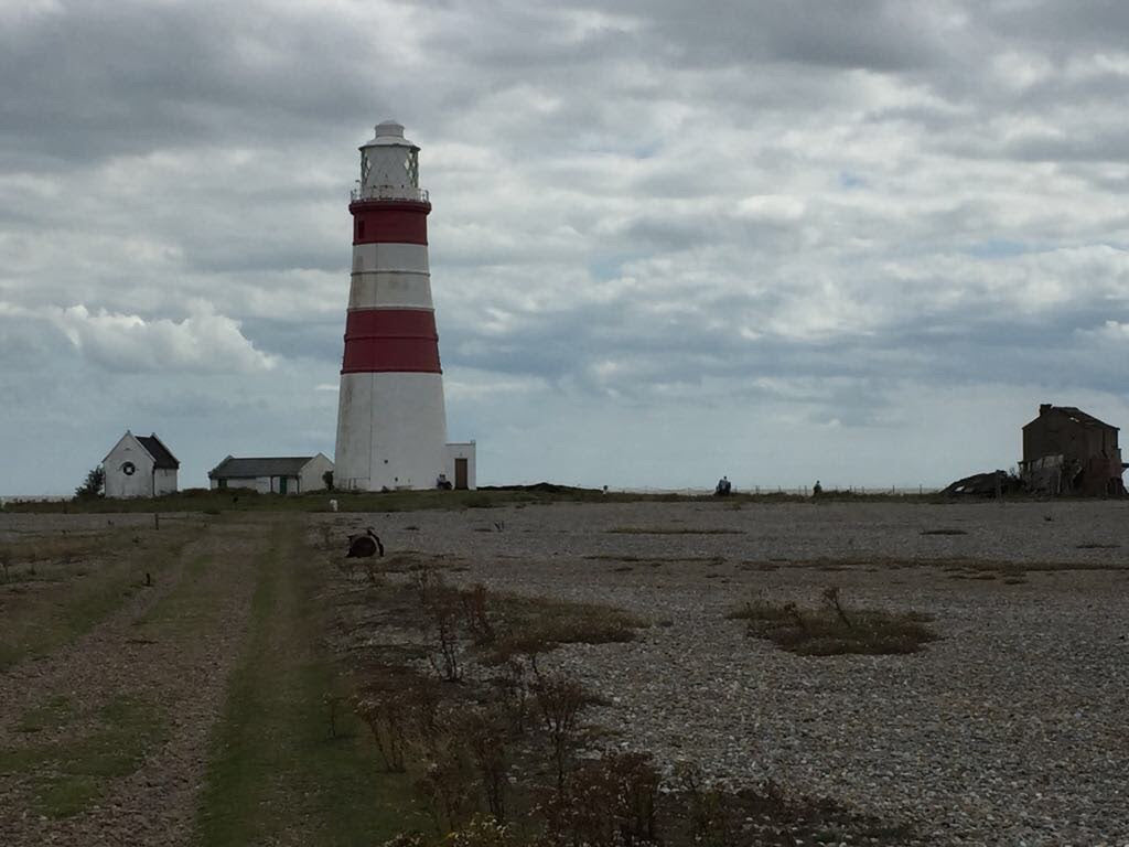 Things to do on the Suffolk Coast - Orford Ness - The National Trust