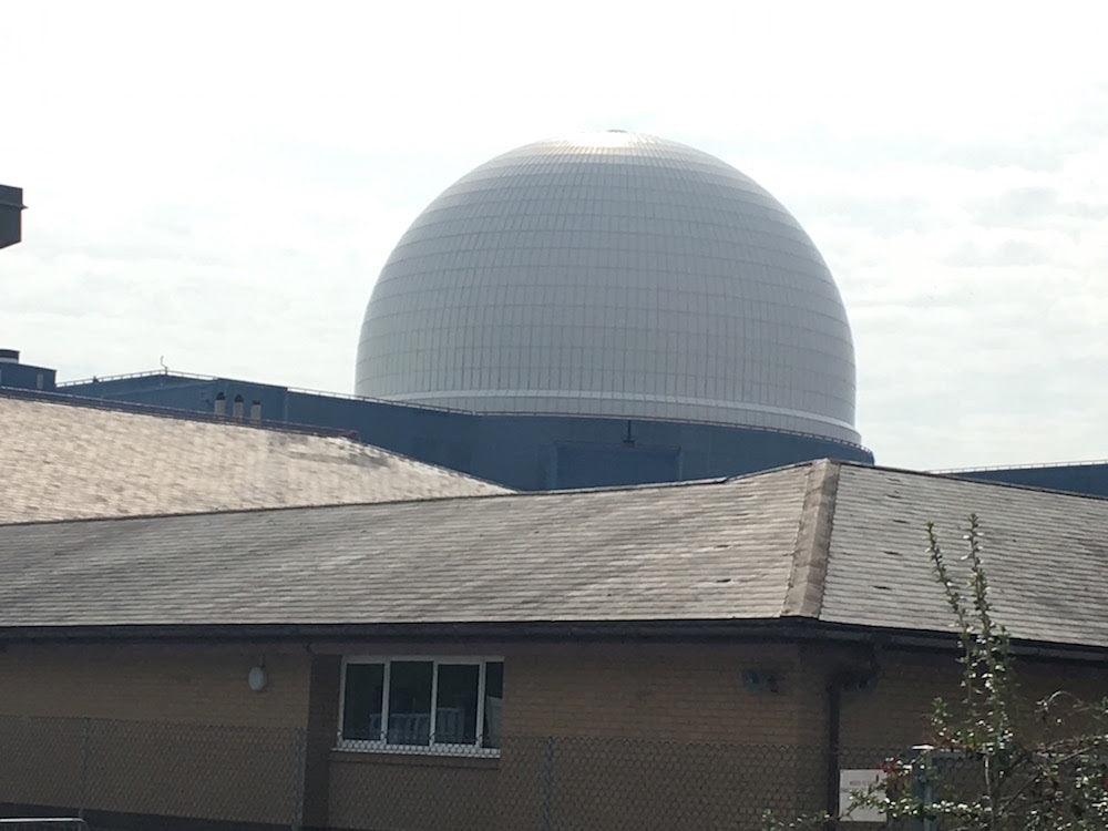 Things to do on the Suffolk Coast - Sizewell B