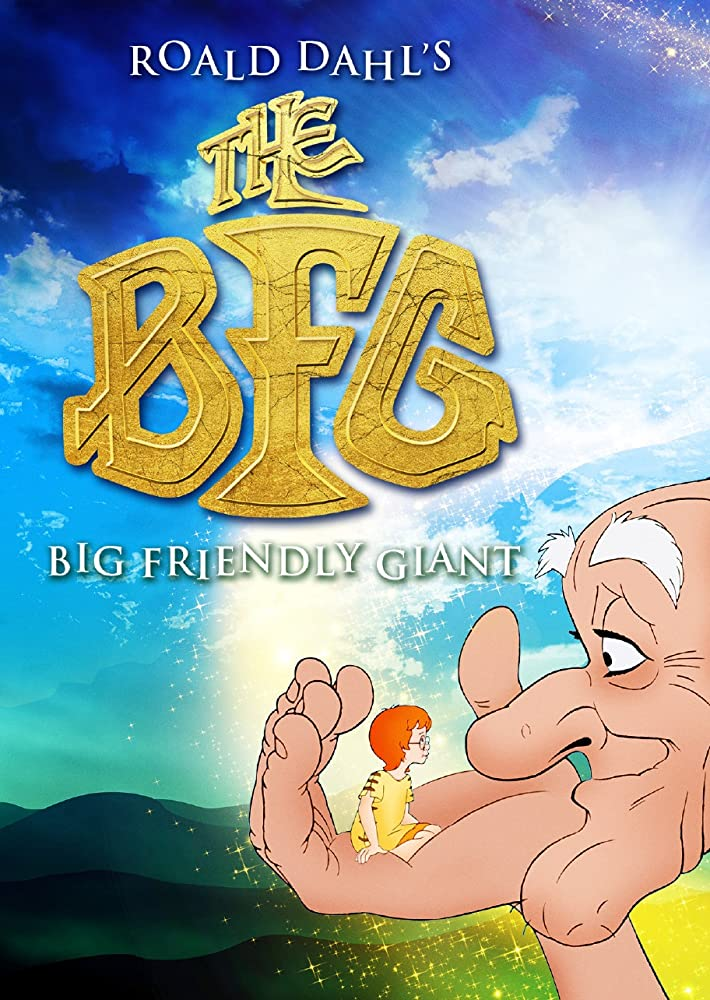 Our TOP Five… The BFG (1989)