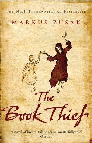 Our TOP Five… Wartime Books - The Book Thief by Markus Zusak