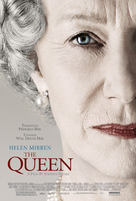 Our TOP Five… The Queen (2006)