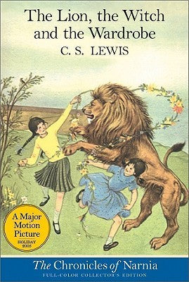 Our TOP Five… Wartime Books - The Lion, The Witch and the Wardrobe by C S Lewis