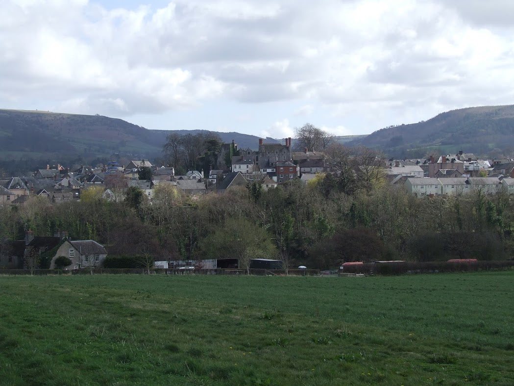 Hay-on-Wye our spotlight location for this months Trail Mail Challenge.