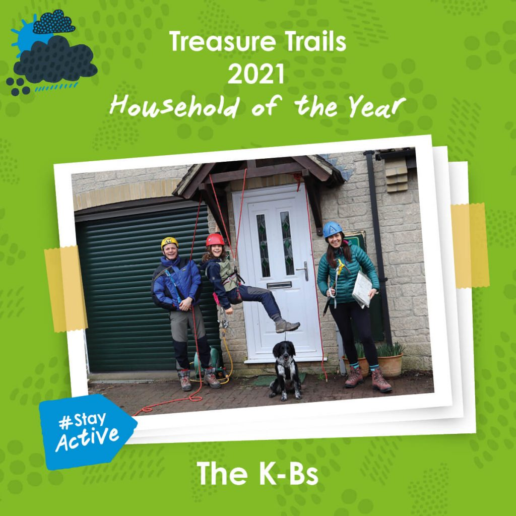 Treasure Trails 2021 Household of the Year