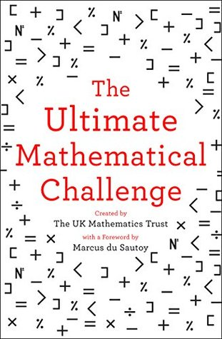 Our TOP Five… Puzzle Books - The Ultimate Mathematical Challenge