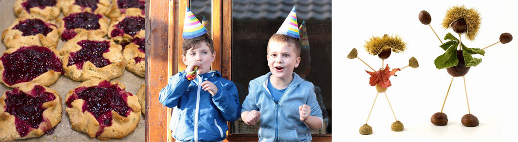 Banish those back to school blues with a party!
