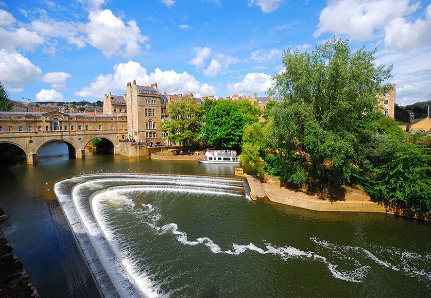Try the Bath Trail for a Valentine's Day Detective Date
