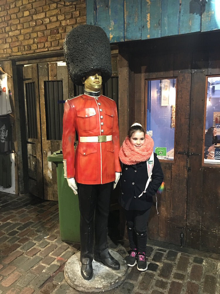 Things to do with a 10 Year Old in Camden Market - Joana
