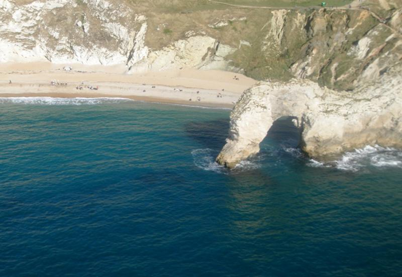 Try the Durdle Door Trail for a Valentine's Day Detective Date