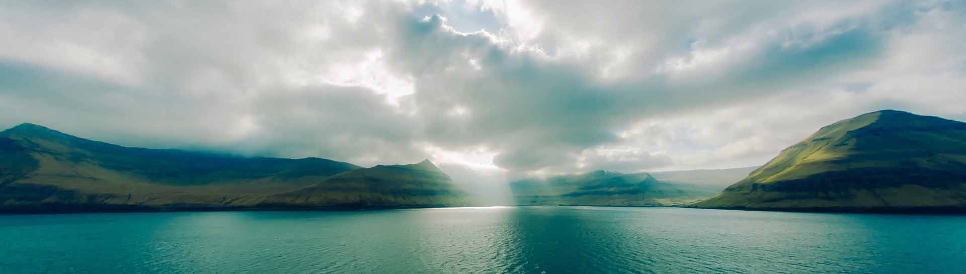 """Inspirational People – For Inspirational Times: Leif Erikson - The Faroe Islands - """"Hey Naddod, should've listened to your sat nav - this is what you could have found""""..."""