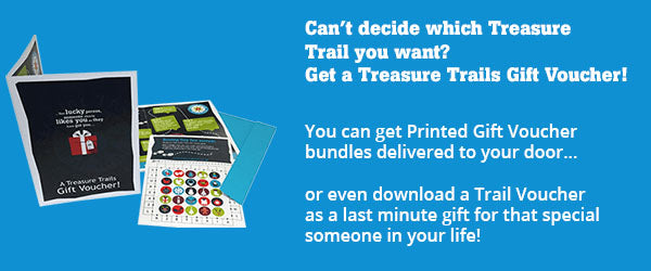 The Treasure Trails Christmas Pantomime - Part 3 - Buy a Treasure Trails Gift Voucher for your loved one this Christmas...