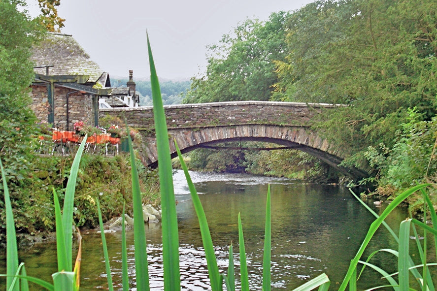 Try the Grasmere Trail for a Valentine's Day Detective Date