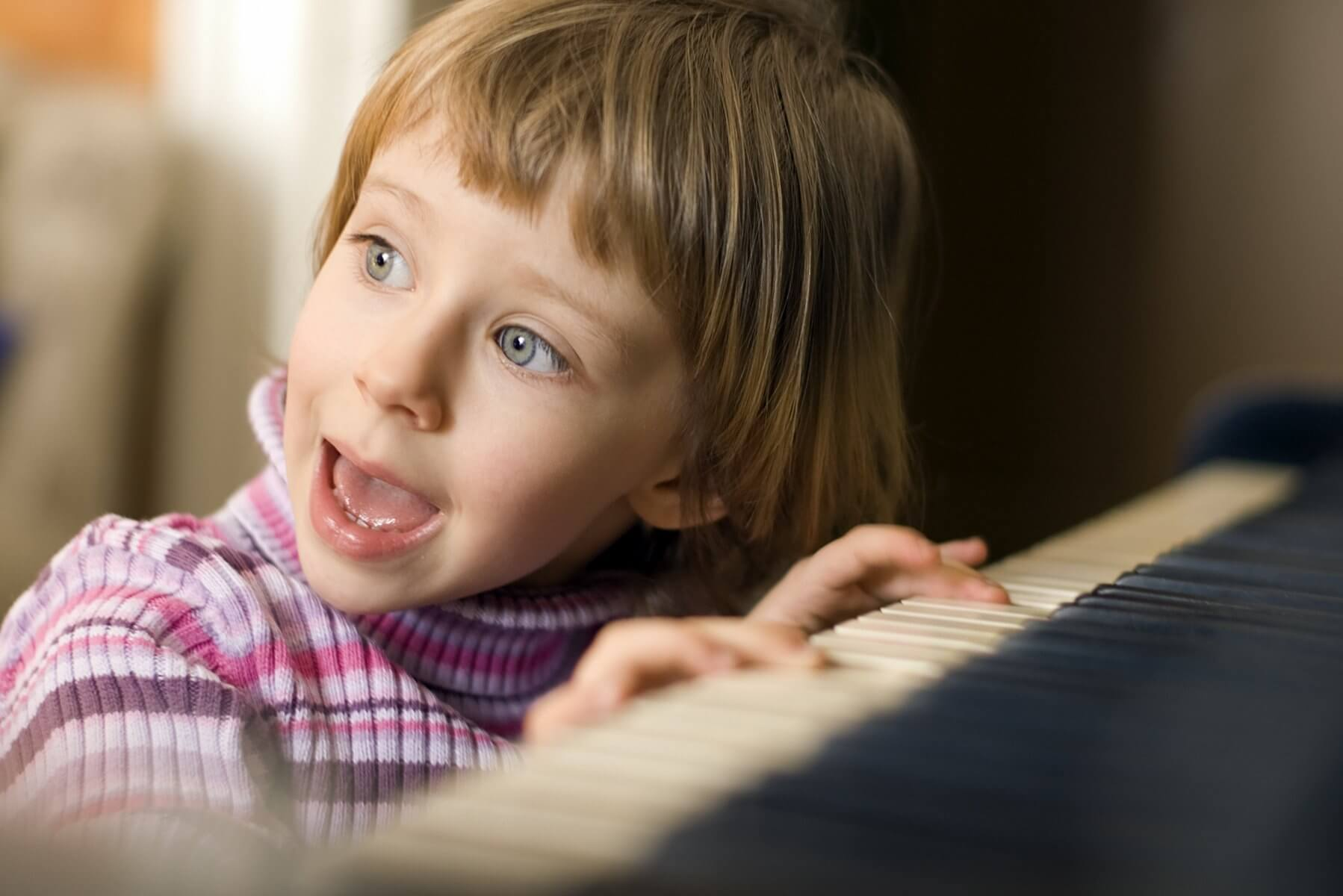Our Favourite Childhood Games - Piano lessons should be high on your list