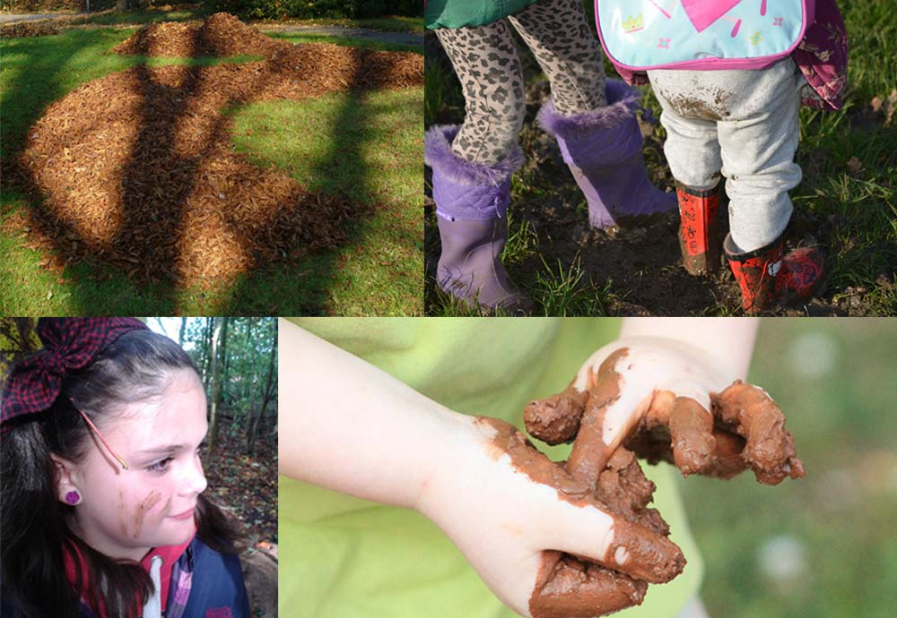 How to beat the autumn blues by getting muddy