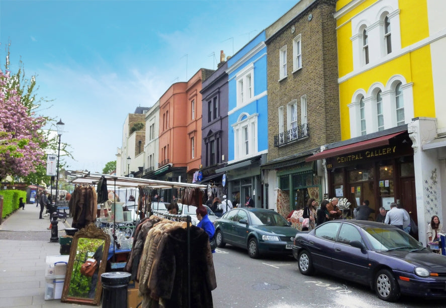 Try the Notting Hill Trail for a Valentine's Day Detective Date