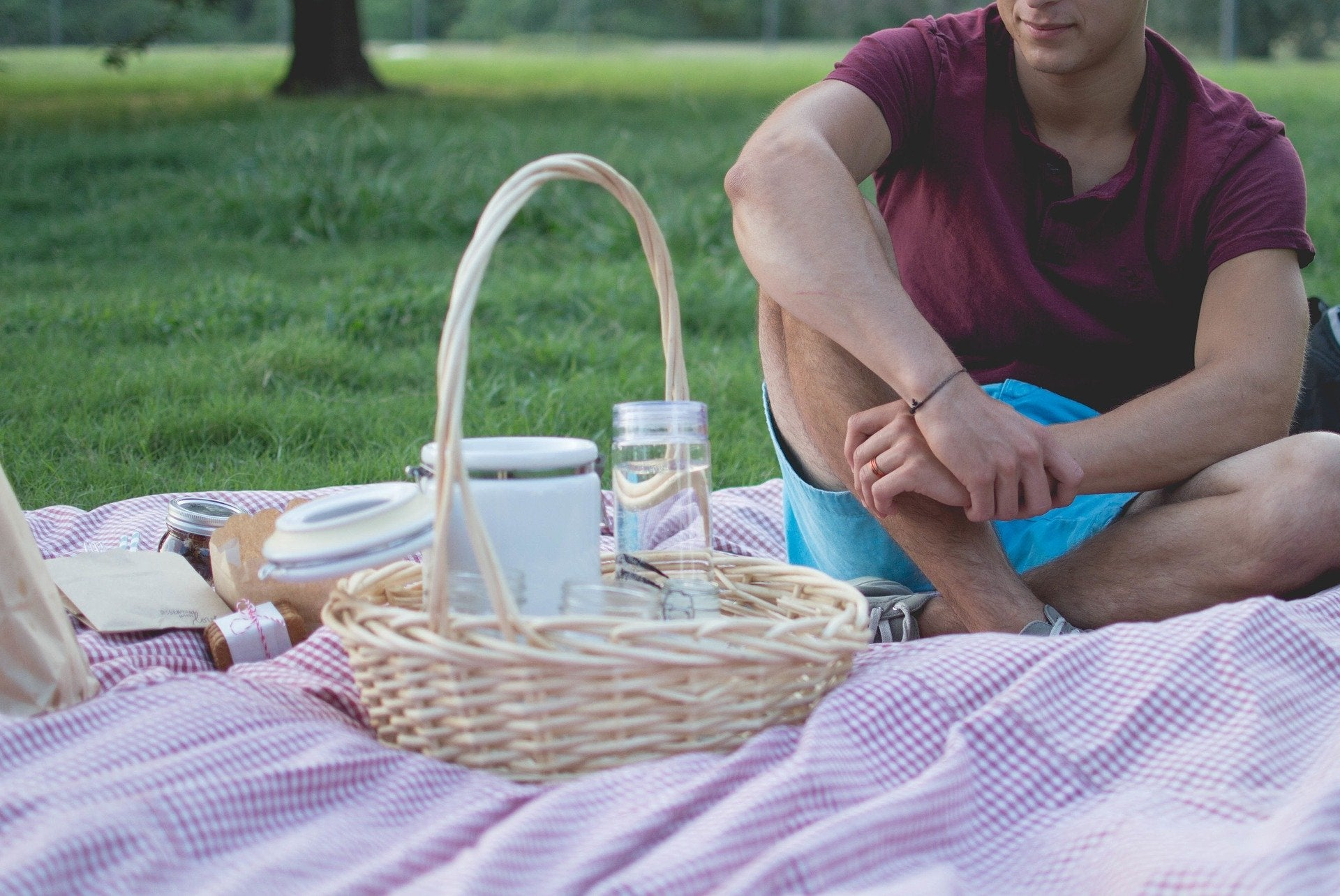 There are so many lovely spots out there to enjoy a picnic...