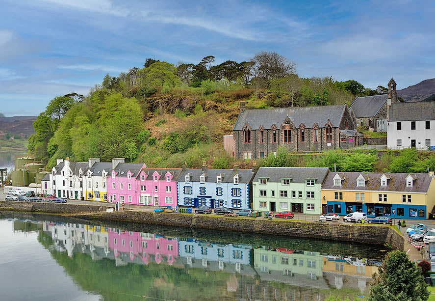 Try the Portree Trail for a Valentine's Day Detective Date