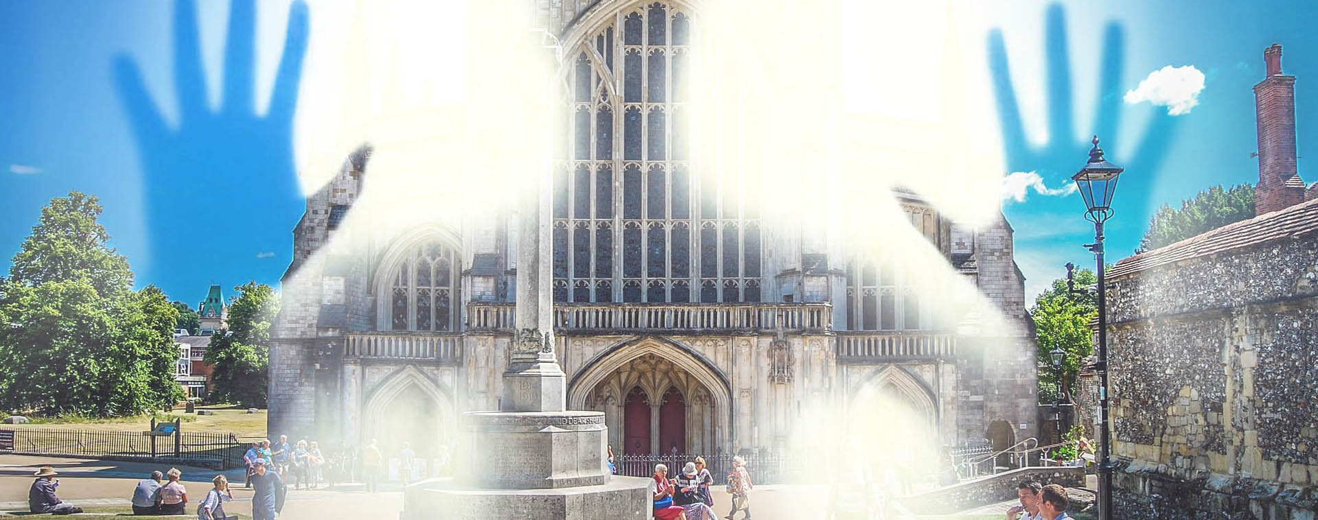 Quirky Treasure Trails - We have two ghost hunting Trails for you to explore Winchester with...