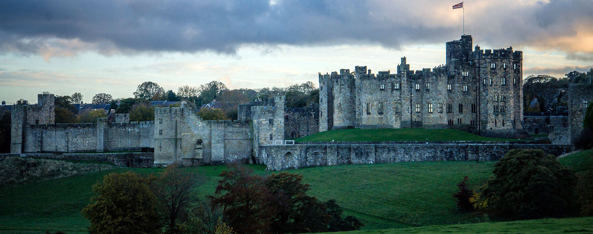 Quirky Treasure Trails - Alnwick castle - familiar to Harry Potter fans - and a pretty market village just begging to be explored with this Treasure Trail.