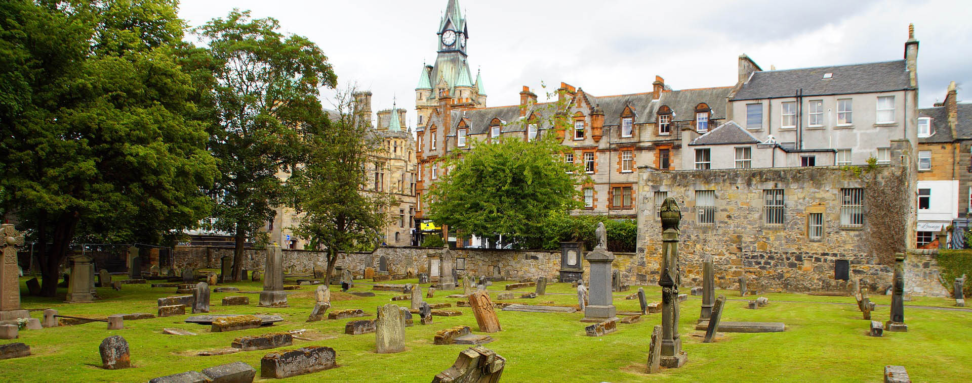 Quirky Treasure Trails - Explore a real slice of Scottish history, hot on the Trail of Robert the Bruce!
