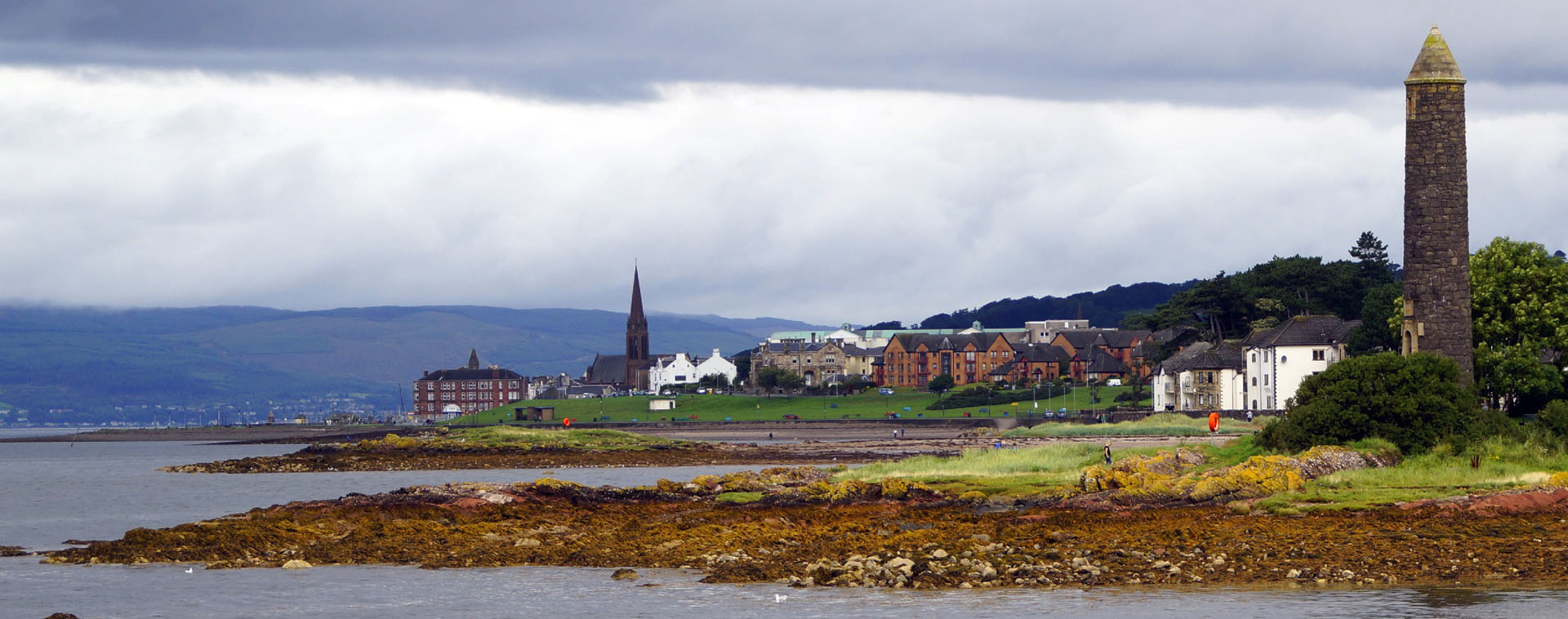 Quirky Treasure Trails - A viking sword needs uncovering in Largs. Are you up to the challenge of finding it?