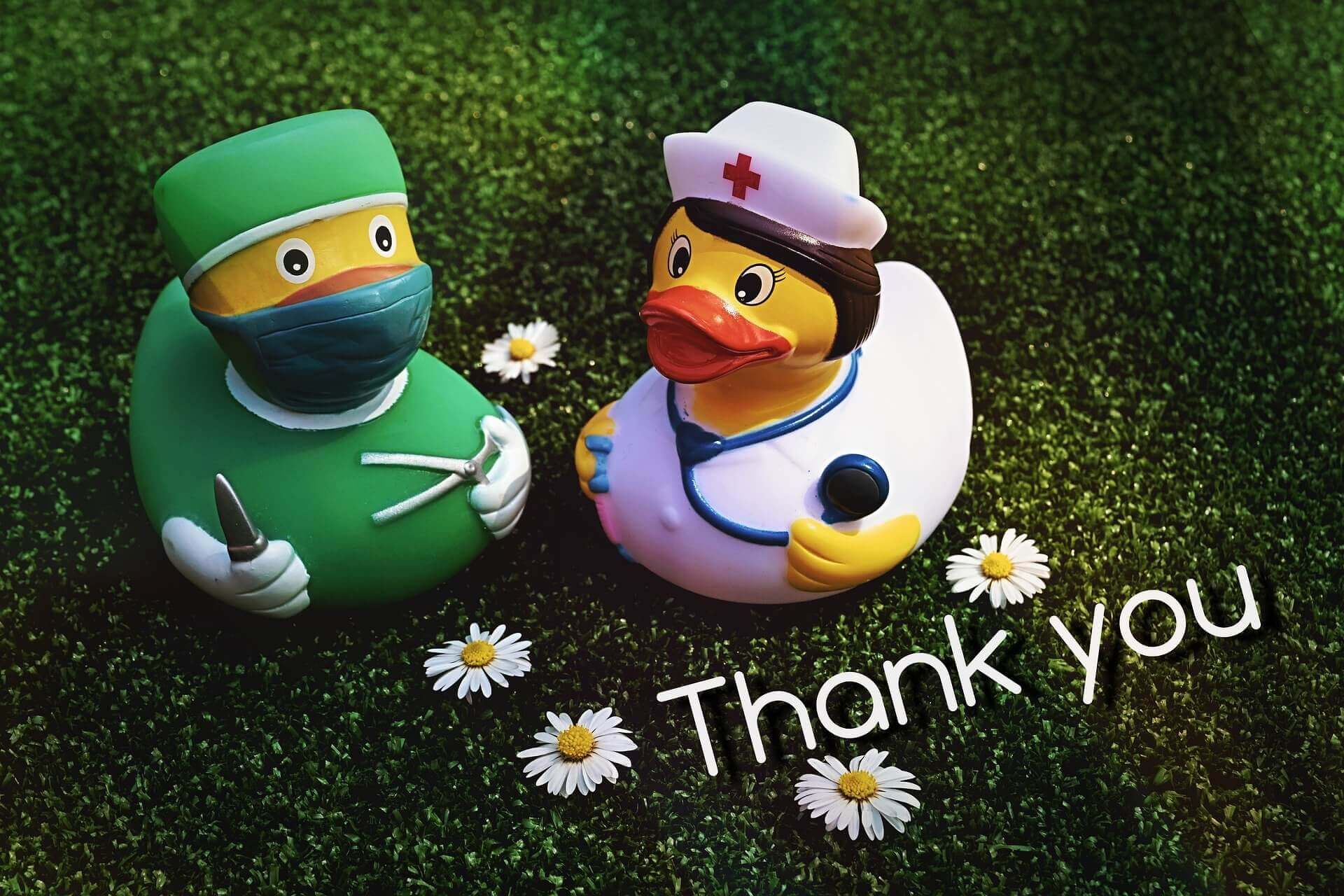 TT Strange Times: A massive THANK YOU to all our Frontline Heroes out there, keeping the country going.