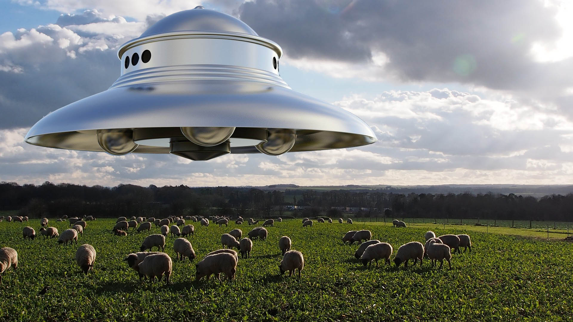 TT Strange Times - A Staycation Summer - Bust out your inner Scully or Mulder - you have the opportunity to go UFO hunting in Wiltshire with a Treasure Trail!