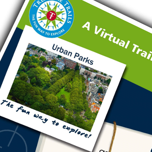 TT Strange Times - A Staycation Summer - Time to NOT get out and explore those beautiful open green urban spaces with our latest Virtual Trail!