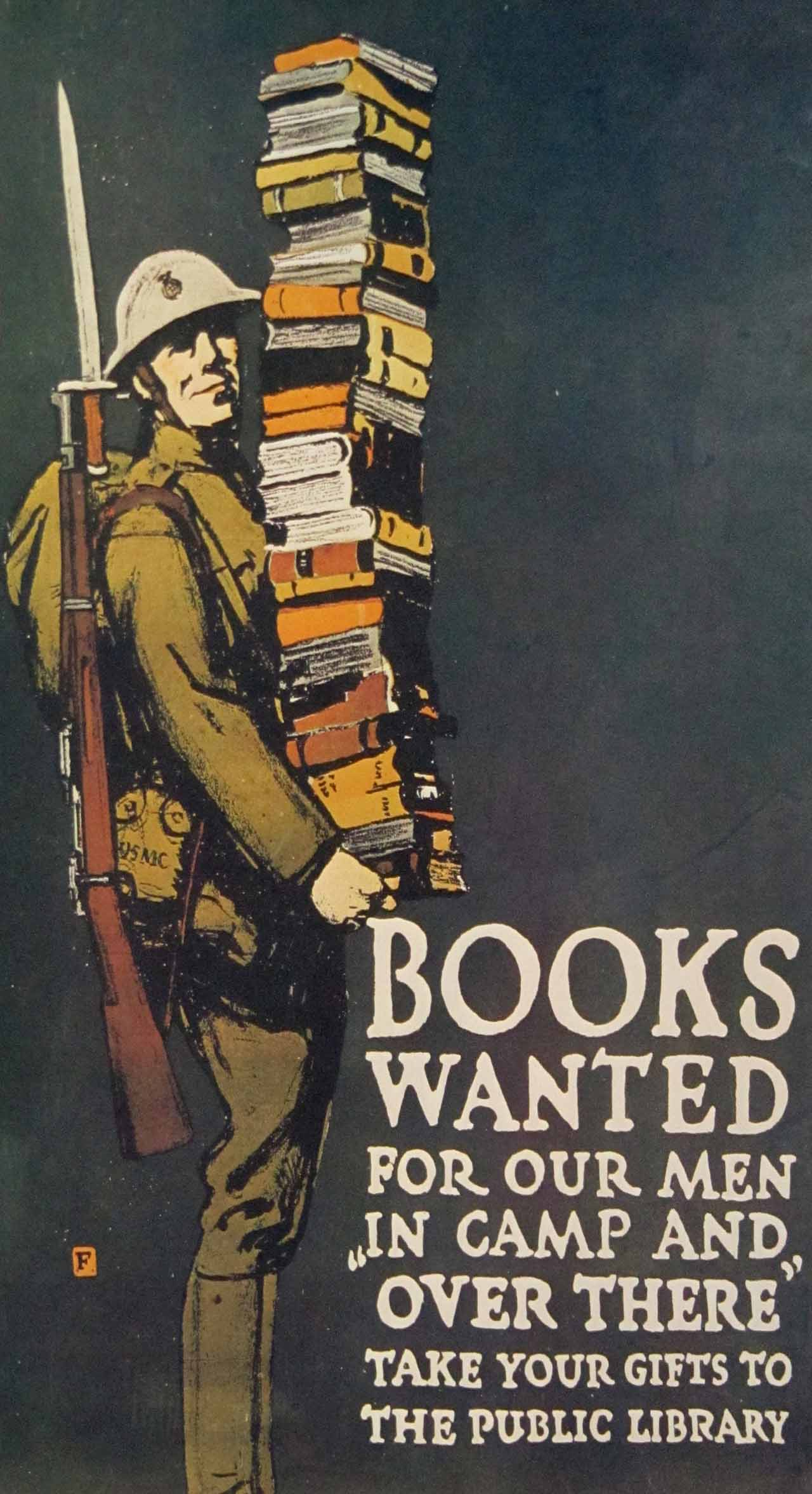Our TOP Five... Wartime reads...