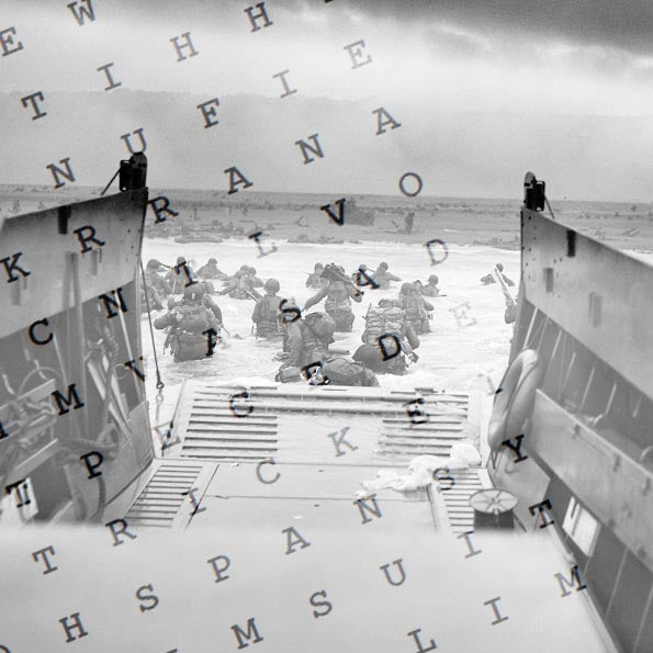 Puzzle Time... The Wonderfully Weird Wartime Wordsearch