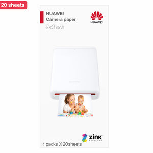Original Huawei Honor AR Portable Photo Pocket Zink Printer - AVstuff