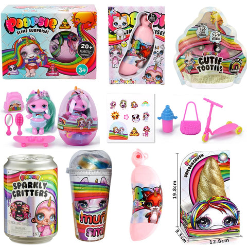 Compression toy squeezing music unicorn - AVstuff