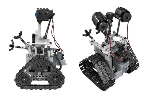 Build Remote Control Robot - AVstuff