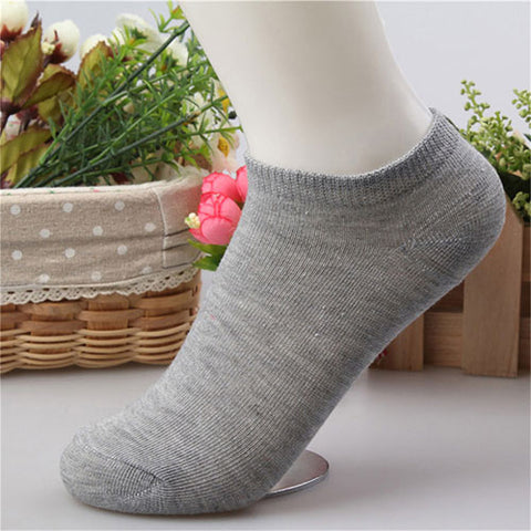 10pairs/5pairs/lot Candy Colors Ankle Socks Funny Cute