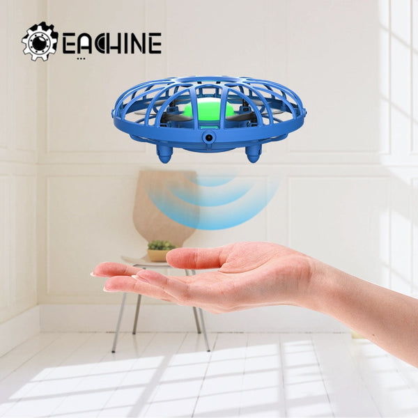 Mini Drone UFO Infrared Sensing Control Hand Flying - AVstuff