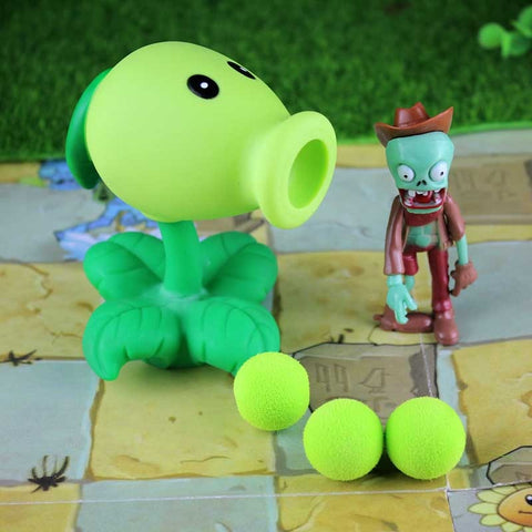 28 styles Plants vs Zombies Action Figure - AVstuff