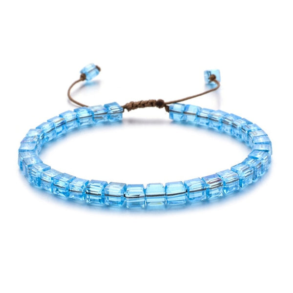 Colorful Crystal Bracelets - AVstuff
