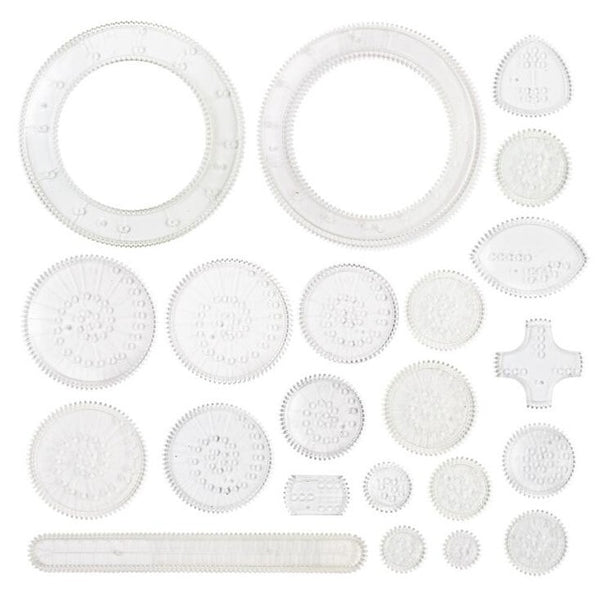 Spirograph Drawing Creative Set - AVstuff