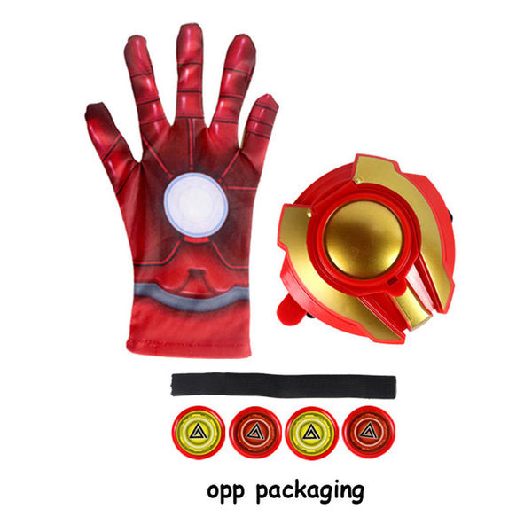 Spider Gloves Launcher