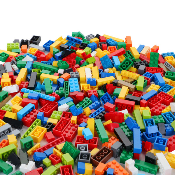 building blocks sets 300-2000 pcs colorful bricks compatible with top brands - AVstuff